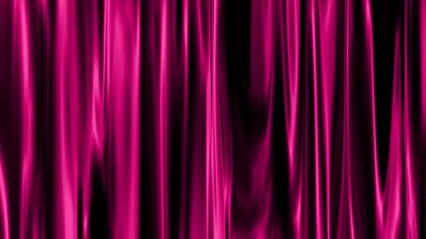 Loopable Curtain Animattion Stock Video Footage