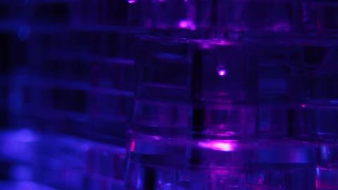 Flickering background Stock Video Footage