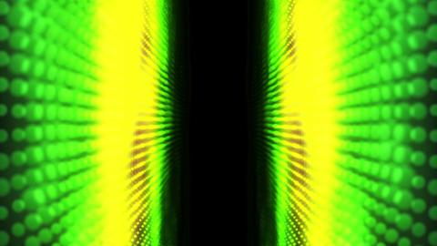 Colroful Vivid Lights Stock Video Footage