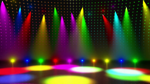Disco Stage 1 Animation