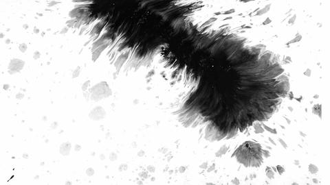 Spray black paint ビデオ