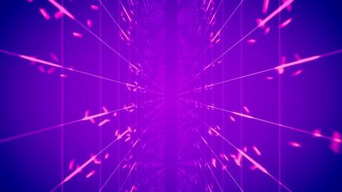 Plazma nets dashing like a time portal Animation