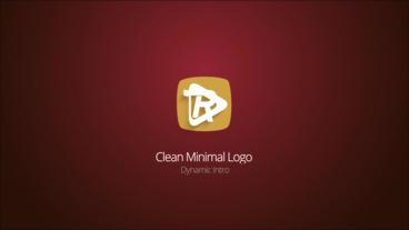 Clean Minimal Logo Reveals Premiere Proテンプレート