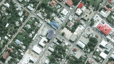 Earth Zoom In Zoom Out Nuku alofa Tonga Live Action