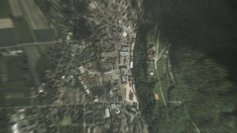 Earth Zoom In Zoom Out Vaduz Liechtenstein ライブ動画