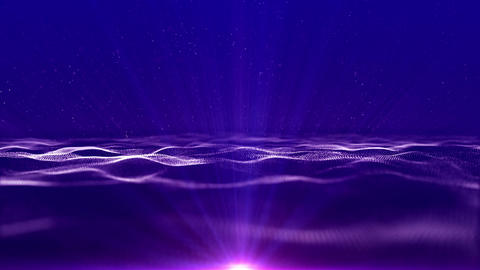 Abstract animated business presentation background 23 Animation