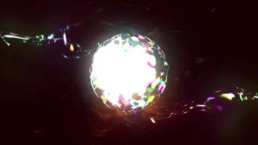 Color Explosion Logo Reveal 애프터 이펙트 템플릿