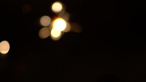 Bengal fire on a dark background close-up 영상물