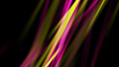Glowing neon abstract rays video animation Animation