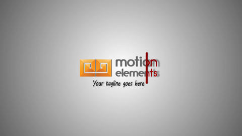 Slide Logo Animation After Effects Template