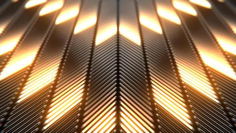 Flashing Neon Lights Stock Video Footage