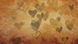 valentines wedding love looping animated background Animation