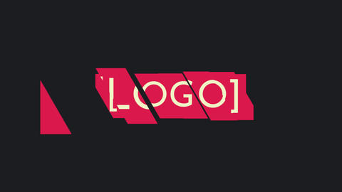 Minimal Logo Pack After Effects Template