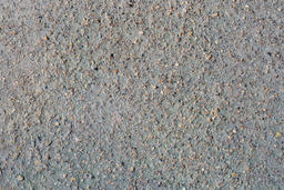 Gray sand and stone surface. Detailed natural background or texture Photo