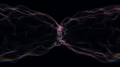 Distortion mesh motion 영상물