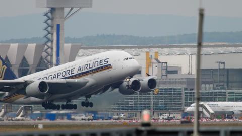 Singapore Changi Airport 1