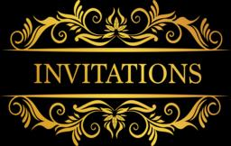 INVITATION DESIGN フォト