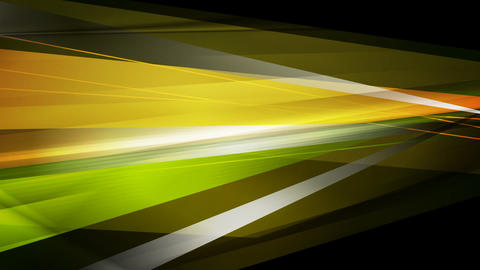 Abstract bright glossy stripes video animation Animation