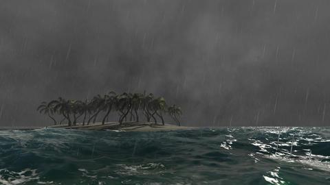 Set of Beautiful Lightning Strikes on stormy weather 영상물