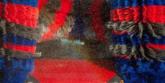 car wash Fotografía