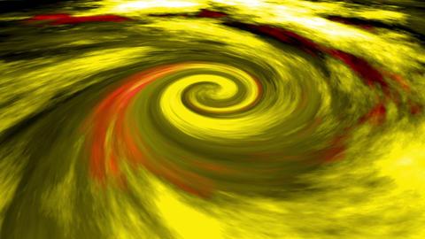 Colorful spiral . Modern cgi animation. Futuristic seamless 4k background Animation