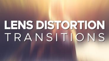 Lens Distortion Transitions Premiere Pro Template