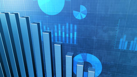 Business Graph 18 8 BwG1b1 4k Animation