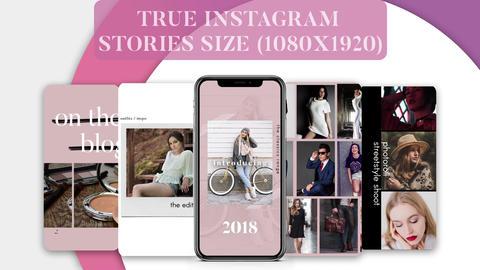 Instagram And Facebook Stories