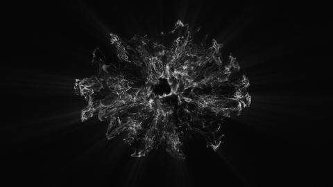 10 White Particles Shockwaves Overlay Graphic Elements Vol.2 Animation