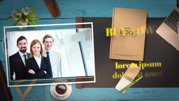 Corporate Promo Plantilla de After Effects