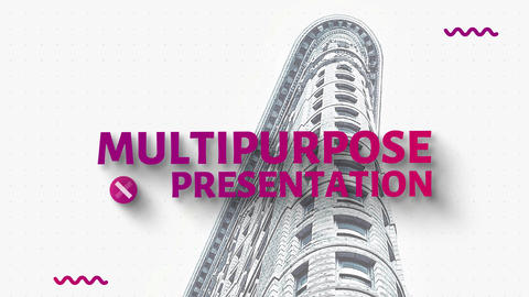 Multipurpose Corporate Slideshow After Effectsテンプレート