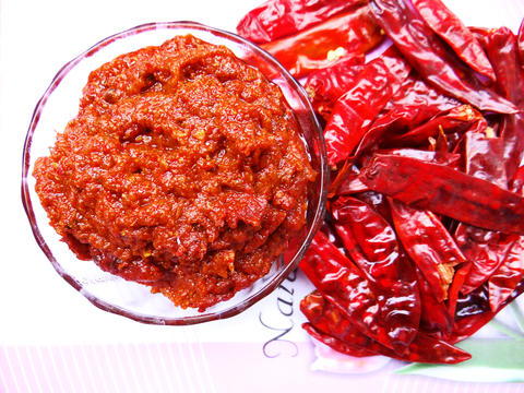 Red Chile Sauce Photo