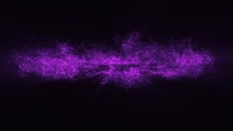 10 Purple Particles Shockwaves Overlay Graphic Elements Vol.3 Animation