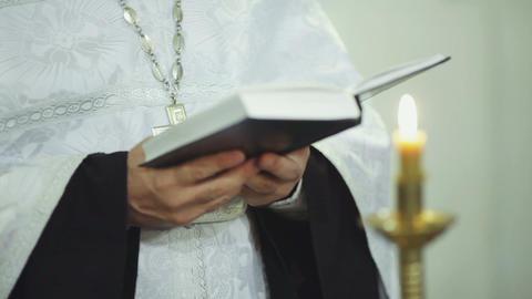 Church service in Church Footage