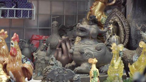 Souvenirs in Chinatown of Singapore ライブ動画