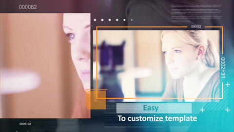Corporate Innovative Promo After Effects Template