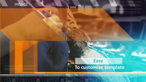 Corporate Product Promo After Effects Template