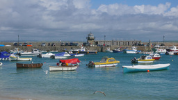 St. Ives, Cornwall Filmmaterial