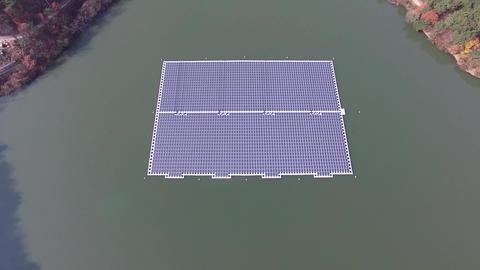 182Z Solar Power generator 04 Live Action