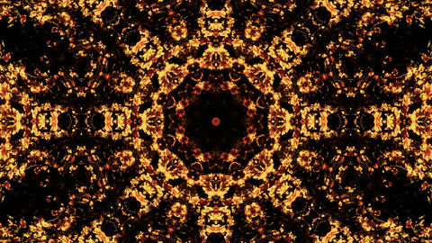 Nature kaleidoscope - Nature Kaleido 07 HD Animation