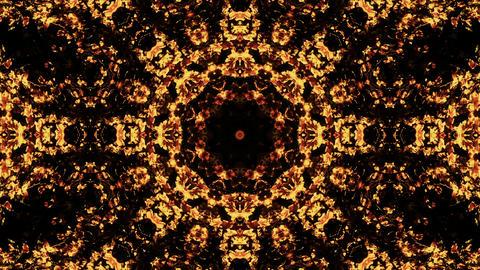 Nature kaleidoscope - Nature Kaleido 07 HD Animation
