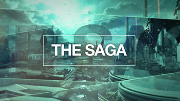 Parallax Epic Saga After Effects Project