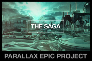 Parallax Epic Saga After Effects Template