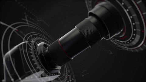 Camera Opener After Effects Template