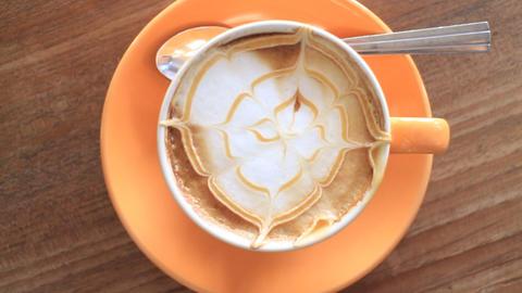 Milk Micro Foam Taste Of Hot Coffee Live Action