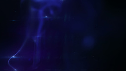 Dark blue motion background Stock Video Footage