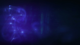 Dark Blue Motion Background stock footage
