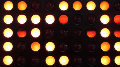Information board HD LOOP Stock Video Footage