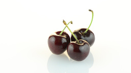 Cherry fruit Footage