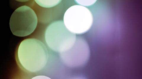 Blinking city lights Stock Video Footage